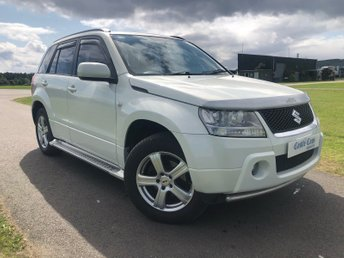 2007 SUZUKI GRAND VITARA 2.0L 16V 5d 139 BHP £SOLD