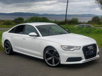 USED 2012 AUDI A6 2.0 TDI S LINE 4d AUTO 175 BHP BUY NOW, PAY NOTHING FOR 2 MTH