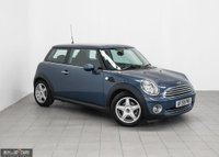 USED 2009 59 MINI HATCH COOPER 1.6 COOPER 3d AUTO 118 BHP Finance Available In House