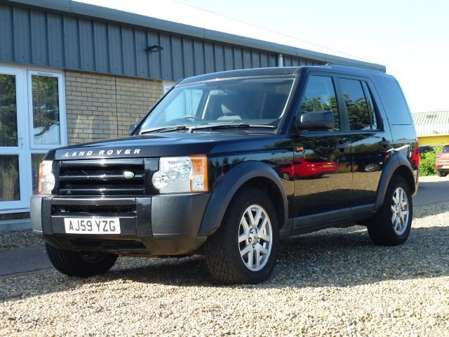 2009 59 LAND ROVER DISCOVERY 2.7 3 COMMERCIAL 1d 188 BHP