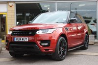 USED 2014 14 LAND ROVER RANGE ROVER SPORT 3.0 SDV6 AUTOBIOGRAPHY DYNAMIC 5d AUTO 288 BHP