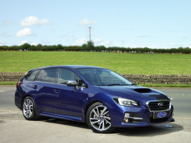 View our SUBARU LEVORG