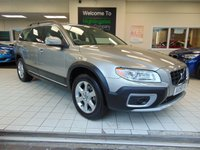 USED 2008 58 VOLVO XC70 2.4 D5 SE LUX AWD 5d AUTO 183 BHP FULL VOLVO SERVICE HISTORY + FULL MOT + SATELLITE NAVIGATION + BLUETOOTH + TOW BAR + FULL LEATHER TRIM + HEATED FRONT SEATS + POWER TAILGATE + ELECTIC WINDOWS + REMOTE CENTRAL LOCKING + PRIVACY GLASS + ALLOYS + CRUISE CONTROL + CLIMATE CONTROL