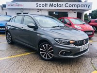 2016 FIAT TIPO 1.4 T-Jet Lounge £SOLD