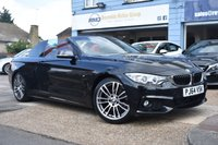 USED 2014 64 BMW 4 SERIES 3.0 430D M SPORT 2d AUTO 255 BHP COMES WITH 6 MONTHS WARRANTY