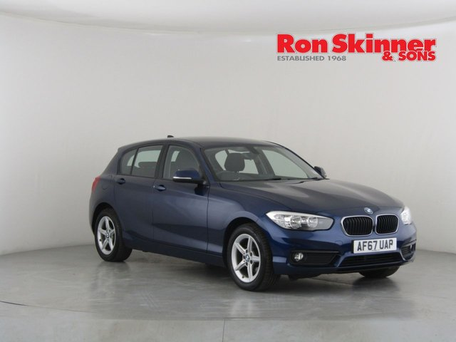 View our 2017 67 BMW 1 SERIES 1.5 116D SE 5d 114 BHP