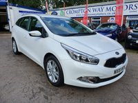 USED 2015 15 KIA CEED 1.6 CRDI 2 ECODYNAMICS 5d 126 BHP 0%  FINANCE AVAILABLE ON THIS CAR PLEASE CALL 01204 393 181