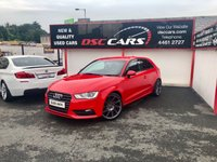 USED 2013 13 AUDI A3 2.0 TDI SPORT 3d 148 BHP  ***NEW ALLOYS INCLUDED***