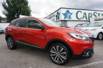 2016 RENAULT KADJAR 1.6 DCI 130 SIGNATURE NAV EDITION 5DR ( £30 ROAD TAX ! ) £11989.00