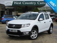 USED 2016 16 DACIA SANDERO 1.5 STEPWAY LAUREATE DCI 5d 90 BHP 1 Private Owner From New