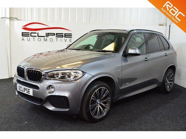 2018 18 BMW X5 3.0 XDRIVE30D M SPORT 5d AUTO 255 BHP