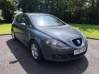 2007 SEAT LEON 1.9 SPORT TDI 5d 103 BHP £2495.00