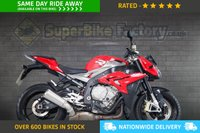 USED 2015 15 BMW S1000R 999 - ALL TYPES OF CREDIT ACCEPTED. GOOD & BAD CREDIT ACCEPTED, OVER 600+ BIKES IN STOCK