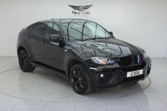 2013 BMW X6 3.0 XDRIVE30D 4d AUTO 241 BHP £16940.00