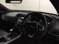 USED 2015 15 JAGUAR XE 2.0 R-SPORT 4d 178 BHP