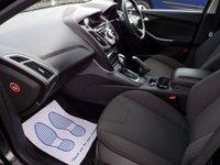 USED 2014 14 FORD FOCUS 1.6 TITANIUM 5d AUTO 124 BHP