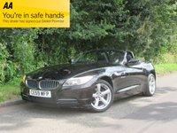 2009 BMW Z4 2.5 Z4 SDRIVE23I ROADSTER 2d 201 BHP £9950.00