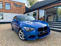 USED 2013 13 BMW 1 SERIES 2.0 118D M SPORT 3d 141 BHP