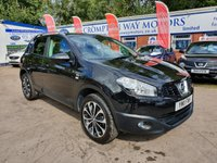 USED 2011 11 NISSAN QASHQAI 1.6 N-TEC 5d 117 BHP 0%  FINANCE AVAILABLE ON THIS CAR PLEASE CALL 01204 393 181