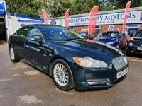 USED 2008 58 JAGUAR XF 2.7 LUXURY V6 4d AUTO 204 BHP 0%  FINANCE AVAILABLE ON THIS CAR PLEASE CALL 01204 393 181