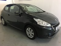 USED 2015 15 PEUGEOT 208 1.0 ACCESS PLUS 3d 68 BHP Lovely Low Mileage Peugeot 208 1.0 Access Plus Just 19,000 Miles With a Full Four Stamp Peugeot Service History, Air Con, Trip Computer, Cruise Control, Huge MPG And Zero Rated Tax