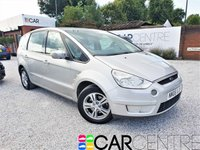 USED 2006 06 FORD S-MAX 1.8 ZETEC TDCI 6SPD 5d 125 BHP PART EX CLEARANCE + MOT AUG 20