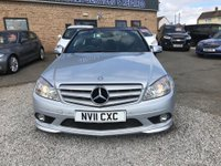 USED 2011 11 MERCEDES-BENZ C CLASS 2.1 C250 CDI BlueEFFICIENCY Sport 4dr Automatic , Panoramic Roof