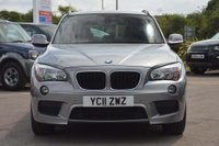 USED 2011 11 BMW X1 2.0 20d M Sport sDrive 5dr AUTO*BLUETOOTH*BLACK LEATHER