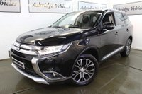 USED 2016 16 MITSUBISHI OUTLANDER 2.2 DI-D GX3 Auto 4WD 5dr 1 LADY OWNER! 7 SEATS! EURO 6!