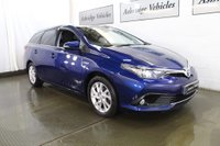 USED 2017 67 TOYOTA AURIS 1.8 VVT-h Business Edition Touring Sports CVT (s/s) 5dr NAV! REVERSE CAM! GREAT VALUE!