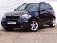 2016 BMW X5 2.0 XDRIVE25D M SPORT 5d AUTO 231 BHP £26949.00