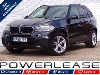 USED 2016 65 BMW X5 2.0 XDRIVE25D M SPORT 5d AUTO 231 BHP PRO NAV 7 SEATS HEATED LEATHER