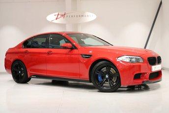 2012 BMW M5 4.4 M5 M PERFORMANCE EDITION 4d AUTO 553 BHP £31950.00