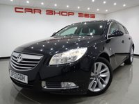 2013 VAUXHALL INSIGNIA 2.0 CDTI (158 BHP) SRI NAV 5dr TOURER ESTATE AUTO £4990.00