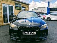USED 2013 13 BMW 5 SERIES 2.0 520D M SPORT 4d AUTO 181 BHP 2013 BMW 520d M-Sport Auto  ****FINANCE AVAILABLE**** £59 per week  .