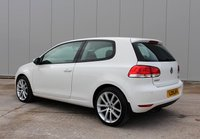 USED 2011 11 VOLKSWAGEN GOLF 2.0 MATCH TDI BLUEMOTION TECHNOLOGY 3d 138 BHP