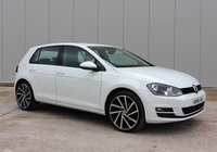 USED 2015 15 VOLKSWAGEN GOLF 2.0 MATCH TDI BLUEMOTION TECHNOLOGY 5d 148 BHP