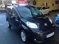 2012 FIAT QUBO 1.2 MULTIJET MYLIFE AUTOMATIC £4495.00