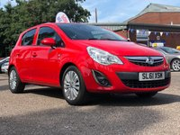 USED 2011 61 VAUXHALL CORSA 1.2 EXCITE 5d 83 BHP NAVIGATION SYSTEM +   19 INCH ALLOYS *  MINIMUM 6 MONTHS MOT *