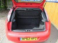 USED 2012 62 FIAT PUNTO 1.2 EASY 5d 69 BHP