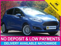 USED 2014 63 FORD FIESTA 1.0 EcoBoost TITANIUM 5DR £NIL ROAD TAX £0 ROAD TAX CLIMATE CONTROL CRUISE CONTROL BLUETOOTH