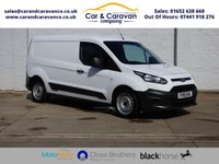 USED 2015 15 FORD TRANSIT CONNECT 1.6 210 P/V 1d 74 BHP One Owner Full FORD History Buy Now, Pay Later Finance!