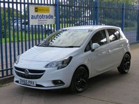 USED 2015 65 VAUXHALL CORSA 1.4 SRI ECOFLEX 5dr DAB Cruise Alloys Finance arranged Part exchange available Open 7 days