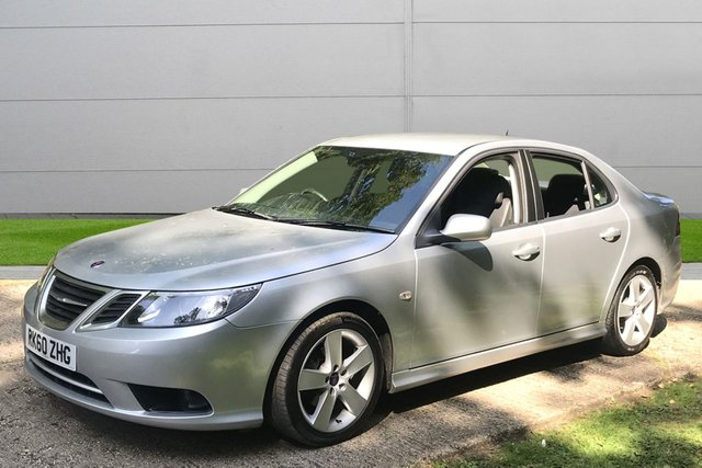 USED 2010 60 SAAB 9-3 2.0 TURBO EDITION 4d AUTO 150 BHP FSH, PETROL TURBO LOW MILES! UK DELIVERY PX WELCOME