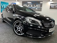 2015 MERCEDES-BENZ A CLASS 2.1 A200 CDI AMG NIGHT EDITION 5d AUTO 134 BHP £SOLD
