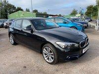 USED 2015 65 BMW 1 SERIES 1.5 116D SPORT 5d AUTO 114 BHP