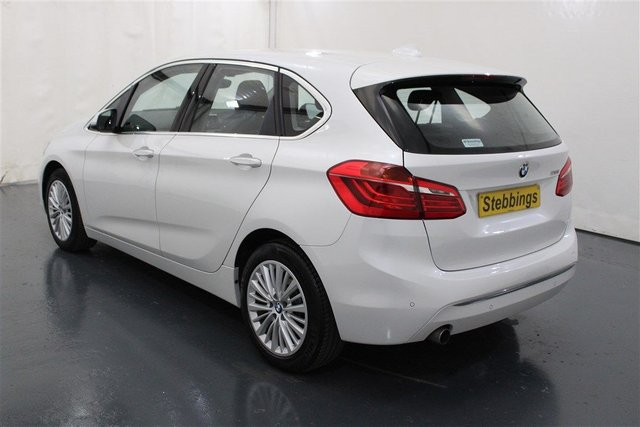 BMW 2 SERIES ACTIVE TOURER at Stebbings