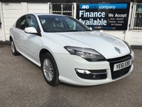 USED 2011 61 RENAULT LAGUNA 1.5 DYNAMIQUE TOMTOM DCI 5d 110 BHP £20 TAX-NAV-B/TOOTH History, 2 Owners, Only 42K, Sat Nav, Bluetooth, USB