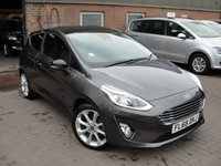 USED 2018 68 FORD FIESTA 1.0 TITANIUM 3d 124 BHP ANY PART EXCHANGE WELCOME, COUNTRY WIDE DELIVERY ARRANGED, HUGE SPEC