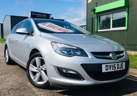 2015 VAUXHALL ASTRA 1.6 SRI ESTATE with full service history £5995.00